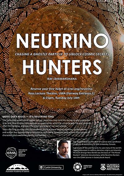 Neutrino-Poster