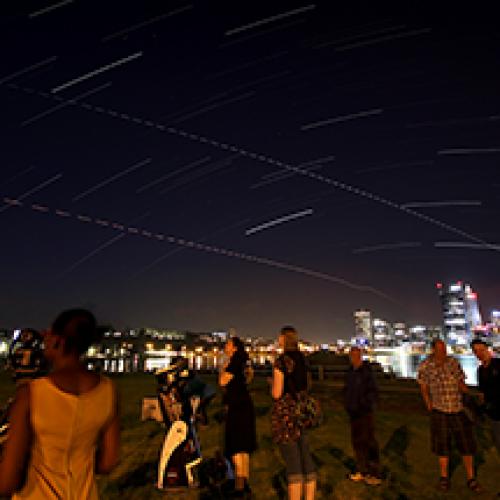 Guerilla Astronomy Image