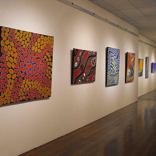 Ilgarijiri Art Exhibition Image