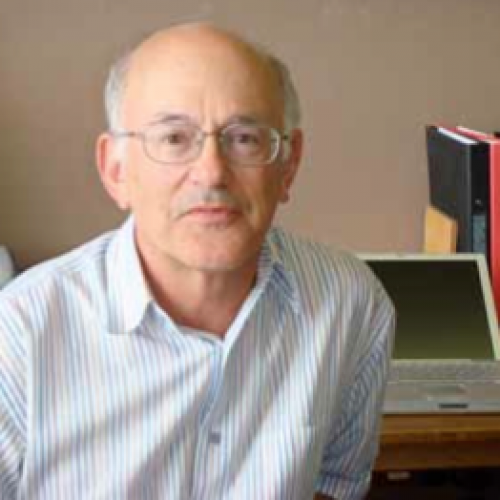 PROFESSOR KEN FREEMAN <br> VISITOR Image