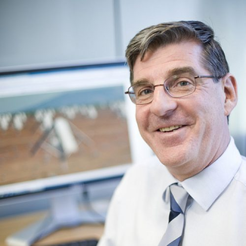 PROFESSOR PETER HALL<br>  ICRAR DEPUTY DIRECTOR, ENGINEERING Image
