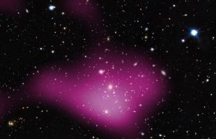 Deep space images shed light on dark matter