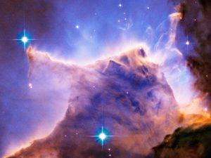 The Eagle Nebula. Click image for bigger. Credit: NASA, ESA, and The Hubble Heritage Team (STScI/AURA)