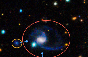 THE MILKY WAY NOW HAS A TWIN (OR TWO)