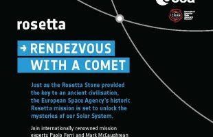 Public Lecture: Rosetta's journey – Unlocking the origins of life