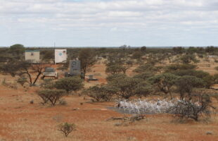 $4.6M awarded towards the Murchison Widefield Array