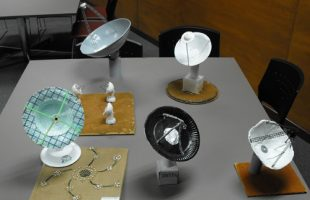 Remote primary students talk astronomy across the globe