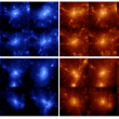 The dynamical memory of dark matter halos around galaxies