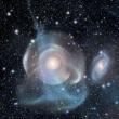 Substructure in dark matter halos around galaxies