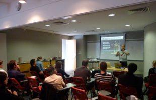 ICRAR postgraduate students present their research
