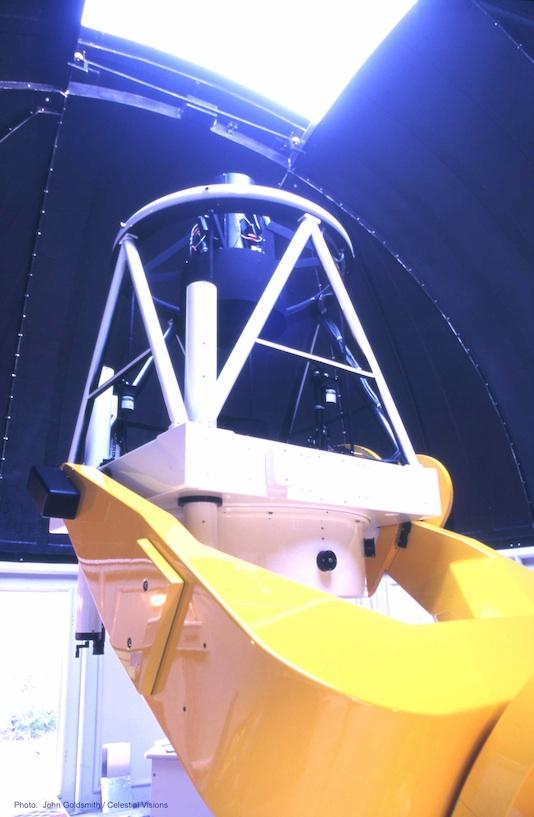 The Zadko Telescope. Credit: John Goldsmith
