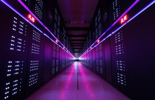 World's biggest telescope meets world's second fastest supercomputer