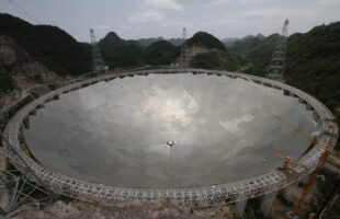 Australian technology installed on world's largest single-dish radio telescope