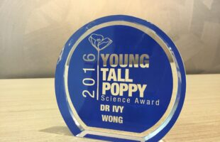 Tall Poppy Awards for ICRAR Researchers