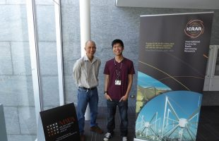 ICRAR student wins global engineering prize