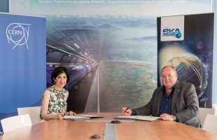 SKA signs Big Data cooperation agreement with CERN