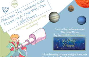 The Little Prince Astronomy Workshop
