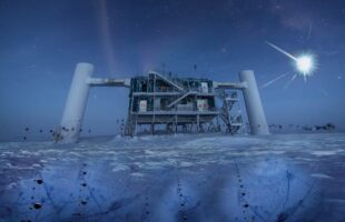 Scientists find evidence of far-distant neutrino source
