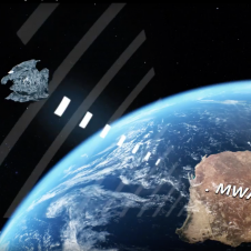 WA astronomers partner with the defence industry to monitor space Image