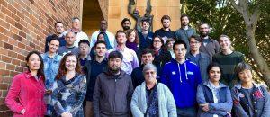 ASTRO3D East Coast Writing Retreat Participants. Credit: ASTRO3D