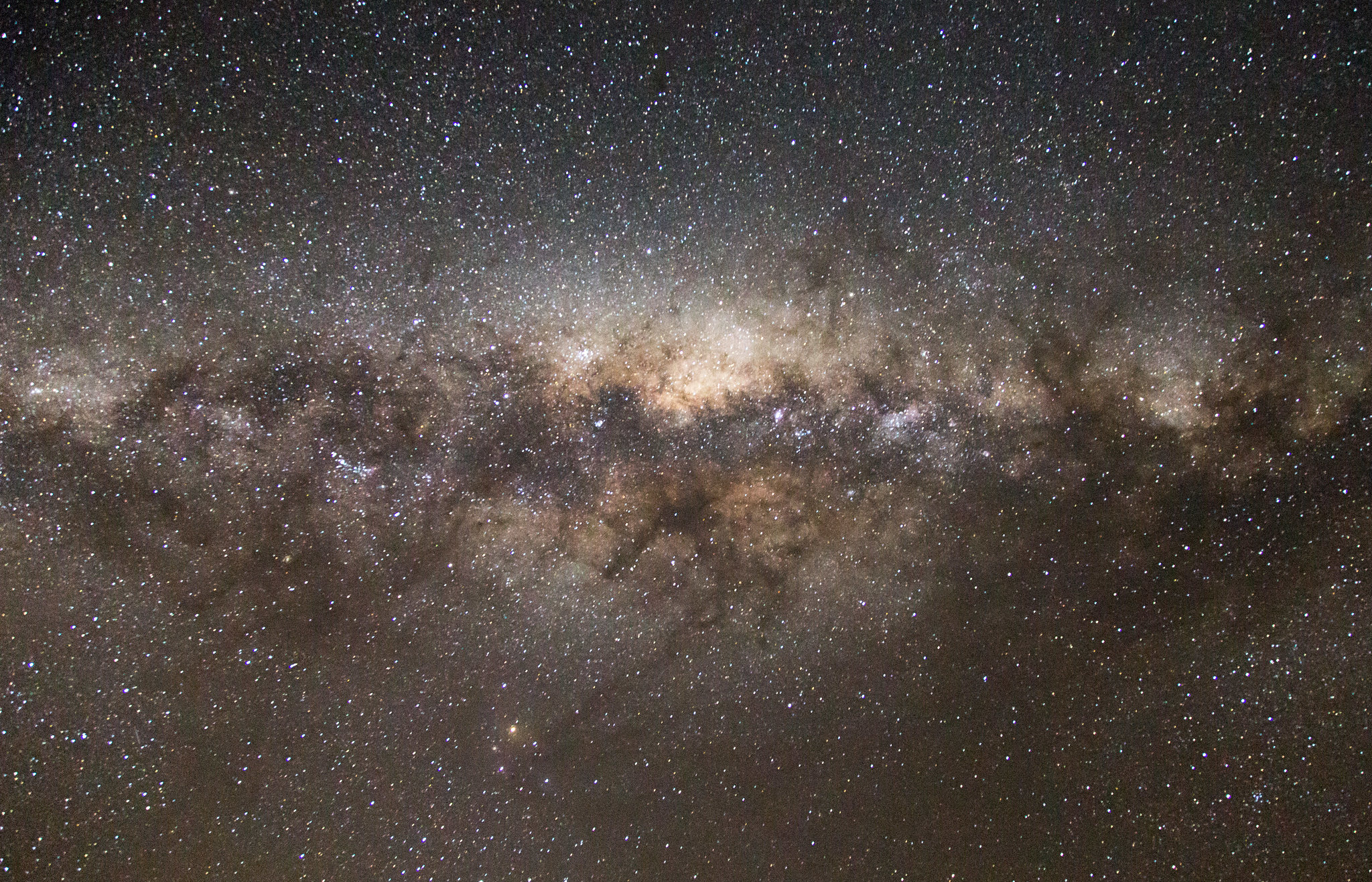 another galaxy besides the milky way - HD2048×1317