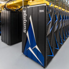 World's fastest supercomputer processes huge data rates in preparation for mega-telescope project