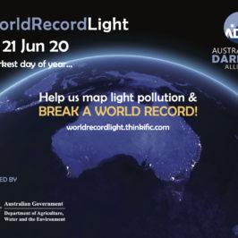 World Record Light