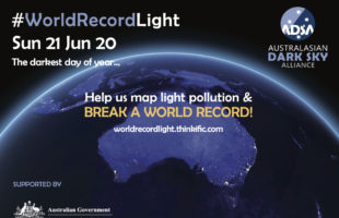 World Record Light