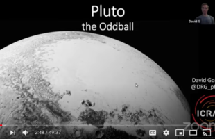 Pluto the Oddball