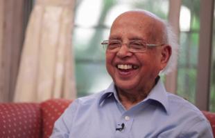 Vale Prof Govind Swarup