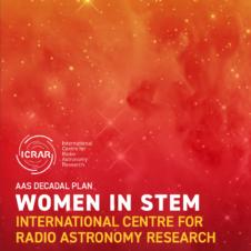 Women in STEM Champion status Image