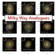 Exploring Milky Way Analogues in the SAMI galaxy survey