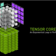 Using tensor cores for high-time resolution radio astronomy with Pawsey supercomputers