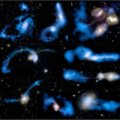 Studying galactic dances with ASKAP