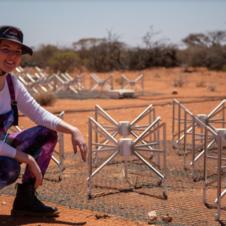 Kat Ross announced as Sydney Observatory Astronomy Ambassador